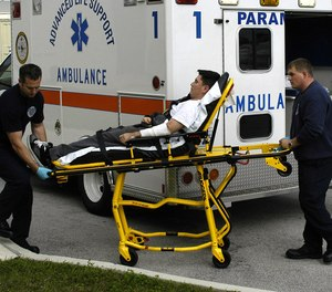Should paramedics be required to earn a college degree, or are traditional courses enough?