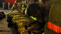 Why not using SCBA will kill firefighters