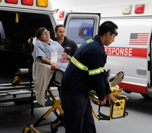 EMS agencies are in constant competition with private EMS organizations, municipal fire/EMS departments, hospitals, stand-alone ER and urgent care centers for qualified caregivers. (Photo/Wikimedia Commons)