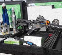 UTM RBT unveils target shooting kit for at-home training