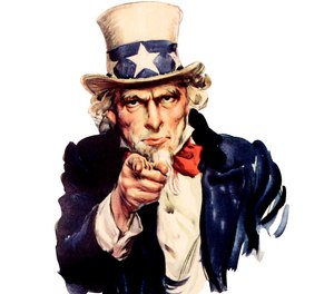 It's an appropriate time to talk about grant seekers that confuse Uncle Sam, the personification of the American government, with Santa Claus.