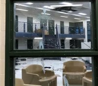 3 juveniles destroy property at Kan. correctional complex