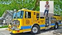 Missing Ind. toddler rescued by volunteer firefighter