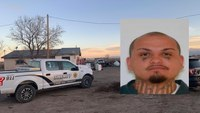 Suspect sought after remains of 3 found in Colorado