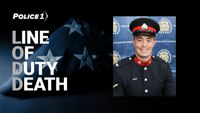 Canadian police officer killed during New Year's Eve traffic stop