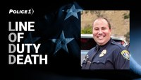 Calif. police officer dies on duty from medical emergency
