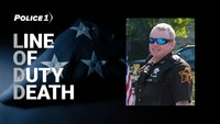 Ind. reserve deputy killed in crash on duty
