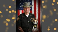 Retired Ohio sheriff and tiny K-9 partner die the same day