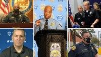 Law enforcement leaders react to Chauvin verdict