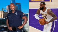 LAPD officer makes plea to LeBron James after NBA star's controversial tweet