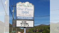 'ACAB!' motel sign ignites fury, debate in NC tourist town