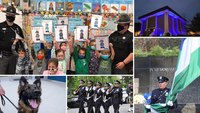 How the nation honored law enforcement during National Police Week 2021