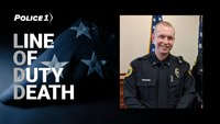 Police: Ga. officer killed after being dragged by car in traffic stop