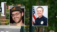 Witness: Slain Samaritan confronted gunman who ambushed, killed officer