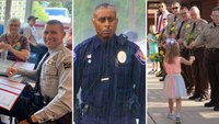 The Up-Beat: Top police heroes of July