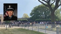 'She was the most beautiful person': Mourners honor slain officer Ella French at wake