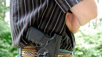 Texas law enforcement officials react to new firearms carry law