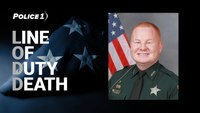 Fla. deputy shot in traffic stop dies; suspect sought