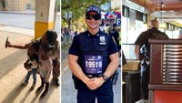 The Up-Beat: Top police heroes of September