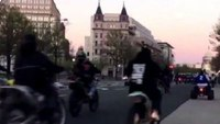 Urban ATV riders show off confrontations with paramedics and cops on social networks