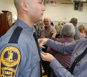 The head of the Virginia State Police has told legislators that troopers are leaving the force in big numbers for better paying jobs, including jobs at local departments. (Photo/Virginia State Police)