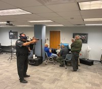 How a virtual world can improve police training and public perception