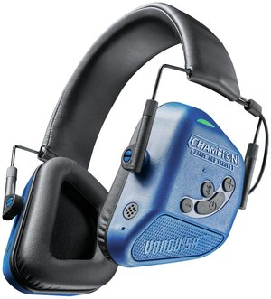 Champion Vanquish Pro Hearing Protection uses three omnidirectional microphones.