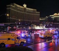 Driver plows into crowd on Vegas Strip