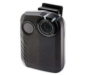 The Verus BX1 body camera has an integrated wireless microphone that allows the officer to only use one device.
