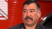 Video: LAFD captain burned in explosion shares his story of recovery