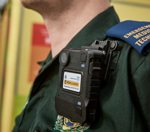 National Health Service (NHS) England selects body-worn camera solution for all ambulance personnel.