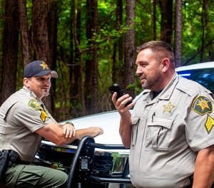 Walker County, Alabama Sheriff's Office has adopted Kyocera's DuraForce PRO 2 PSBN-ready rugged smartphones for its critical communications in the field. (image/Kyocera)