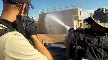 Firefighters partner with SWAT to enhance response