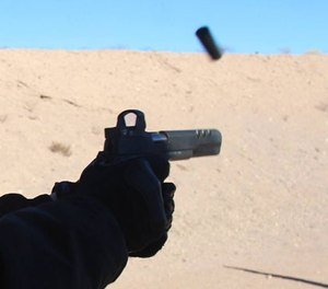 """Implementing policy that allows officers to fire """"warning shots"""" in deadly-force situations is not only wrongheaded but potentially dangerous. (Photo/PoliceOne)"""