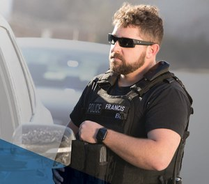 After weighing and considering the possible pros and cons of leveraging different bodycams, the Cumberland County Sheriff's Office chose the Warrior 360. (image/Blue Line Innovations)
