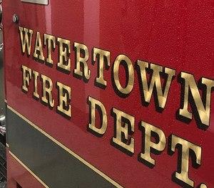 (Photo/ Watertown Fire Department)