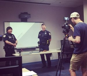 Currently, the Wausau Police Department employs a part-time person for 20 hours per week to produce videos.