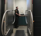 How one Indiana jail stops contraband at the door