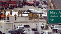 Pilot in plane crash credits off-duty fire captain for saving his life