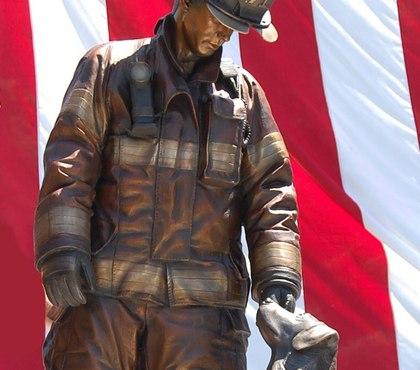Meet Austin Weishel: Firefighter and professional sculptor