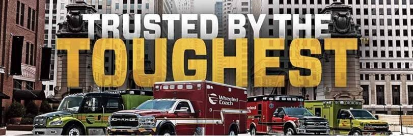 Wheeled Coach has built and delivered over 50,000 ambulances since 1975 to large and small fire stations, municipalities and commercial fleets across the U.S. (Courtesy photo)