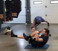 Compass project helps first responders focus on wellness