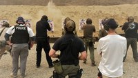 Instructor-to-student ratios for firearms training