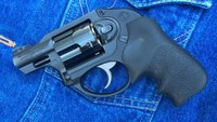 A great backup: The 9mm Ruger LCR