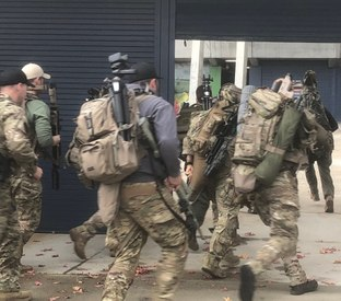 Training for public venue sniper deployments