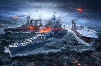 World of Warships: Wargaming weighs anchor with this action-packed combat game