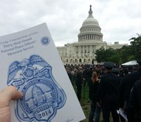 Police Week 2014: A confluence of emotions