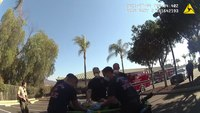 Video of Calif. deputy's contact with fentanyl raises questions