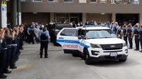 2 Chicago officers released from hospital hours after being shot