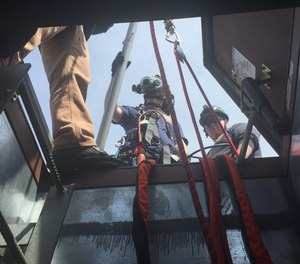 Once you identify a confined space, coordinate with the owner of the space, much like you would do to create a building preplan, and conduct a physical assessment or walkthrough of the space.